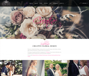 lovehtml client - Sublime Floral Design - Wedding Florist
